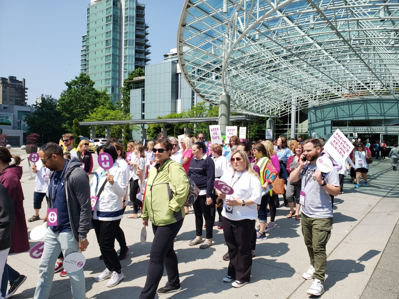 UBC MHLP - BC Nurses Union Annual Convention