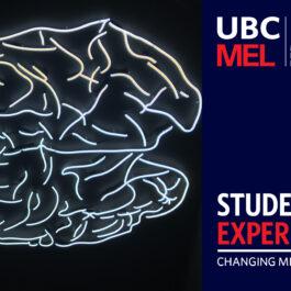 UBC MEL Student Experience Maniya Bastamipour