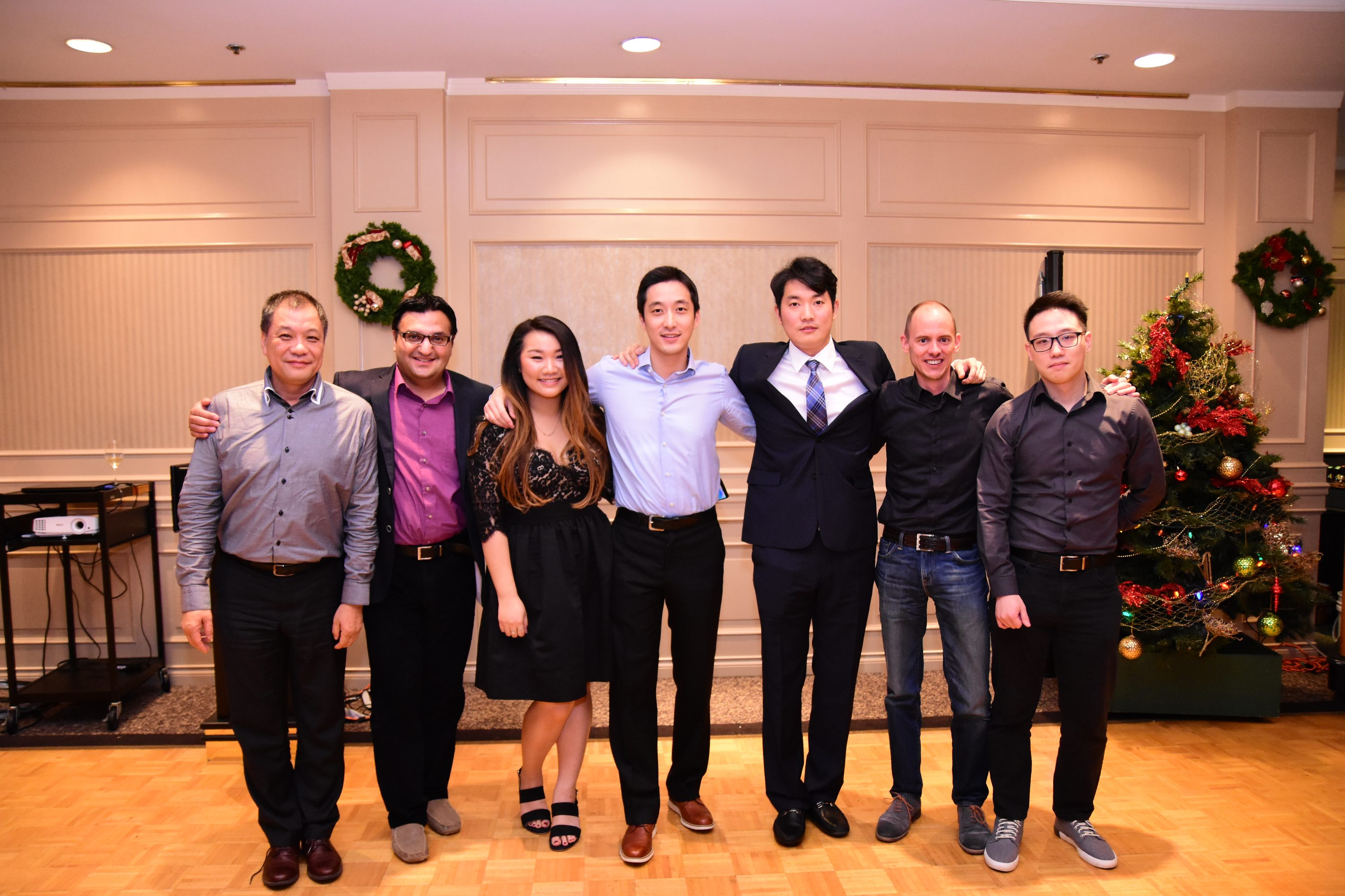 MEL and MHLP Graduation Gala: MEL in Advanced Materials Manufacturing Graduates