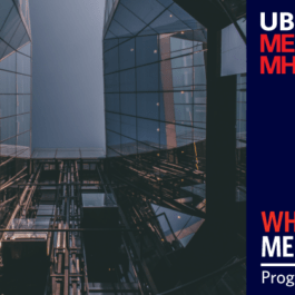 UBC MEL MHLP Progress Career