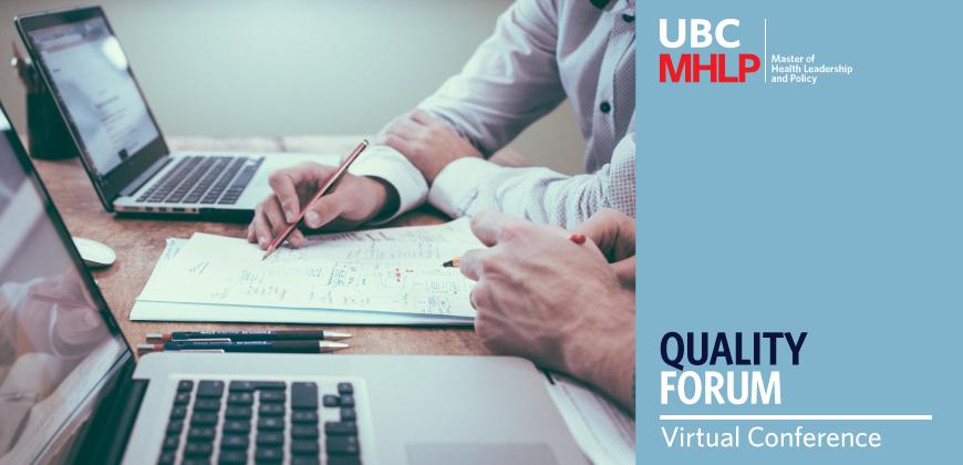 UBC MHLP Quality Forum 2020