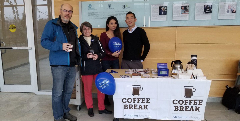 seniors care coffee break