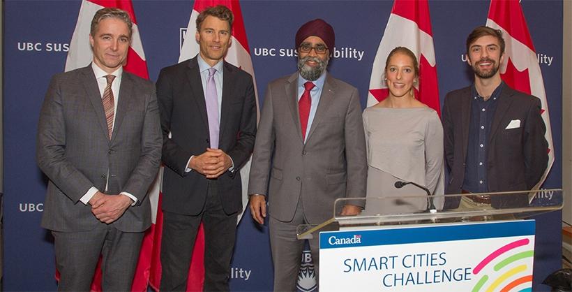 Smart Cities Challenge