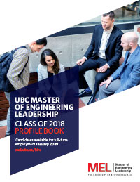 ubc engineers resume book
