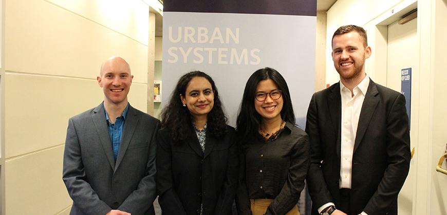 urban systems advisory